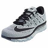 Nike Air Max 2016 Men Running Run Sneakers New White Black - 13