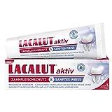 Lacalut aktiv Zahnfleischschutz & sanftes weiss 3er Vorteilspack (3 x 75ml)