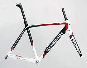 Stradalli Trebisacce RED-PRO Carbon Fiber Road Bike Bicycle Frameset.