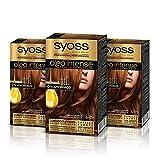 Syoss Oleo Intense Syoss Oleo Intense - Coloración Permanente Tono 6-76 Cobrizo Ámbar (Pack De 3) 3 Unidades 50 ml