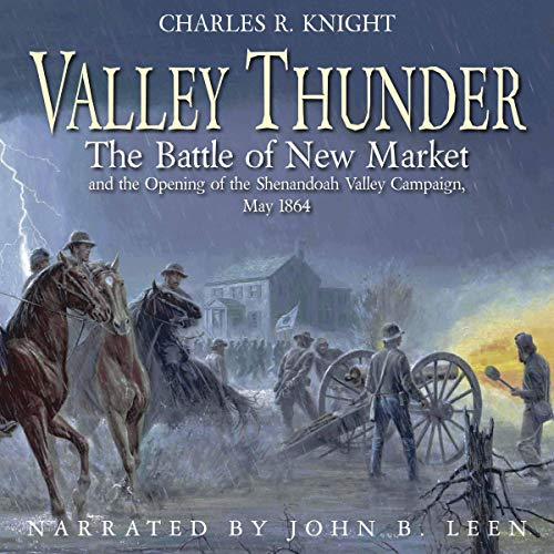 Valley Thunder: The Battle of New Market  By  cover art