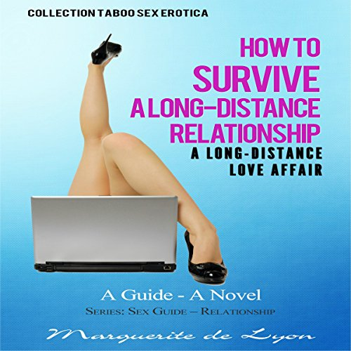 A Long-Distance Love Affair audiobook cover art