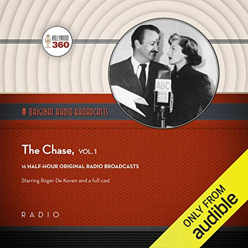The Chase, Vol. 1 audiobook cover art