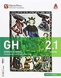 GH 2 CAST-LA MANCHA (GEO/HIST) + SEP GEO AULA 3D: 000002 - 9788468236568