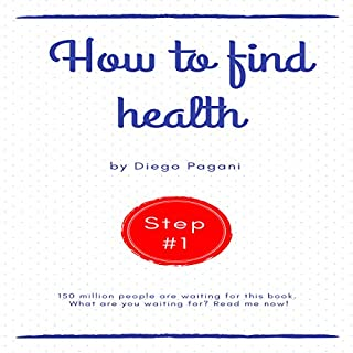 How to Find Health: The Origin of Nutrition and Vital Functions  audiobook cover art