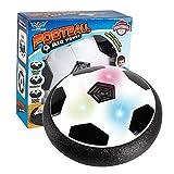 T.G.Y Air Power Fußball der super Hover Ball mit LED Beleuchtung Kinder Haustier Jungen und Mädchen Indoor Outdoor Hover Ballspiel Kinder