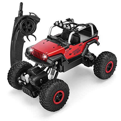 SZJJX RC Cars 1/18 Scale 4WD...