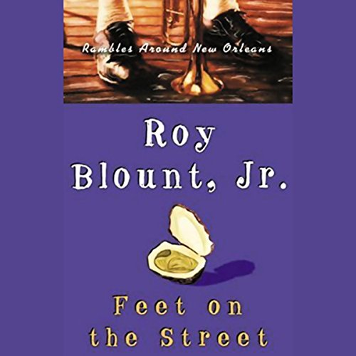 Feet on the Street audiobook cover art