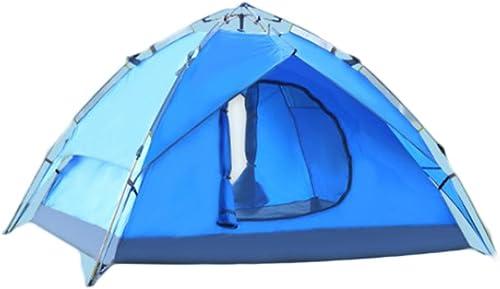 SEABECCA Boutique Camping Tente Double ImperméAble Et Coupe-Vent