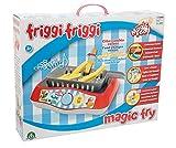 Friggi Friggi - Freidora Mágica Playset de Cocina con Luz y Sonido (Giochi Preziosi MA000001)