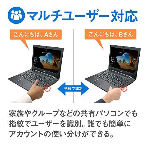 mouseUSB指紋認証リーダーWindowsHello機能対応FP01