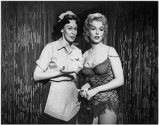 Bus Stop Marilyn Monroe In Dance Costume With Eileen Heckart As Waitress 8 x 10 Photo
