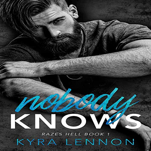 Nobody Knows Audiobook By Kyra Lennon cover art