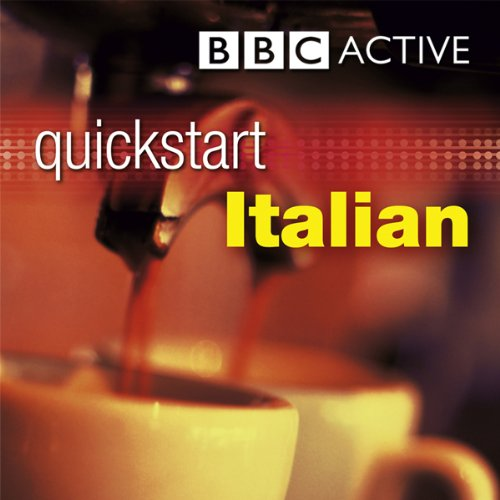 Quickstart Italian cover art