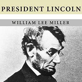 President Lincoln cover art