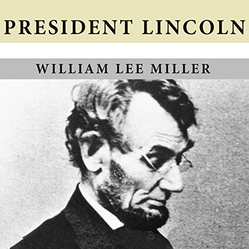 President Lincoln audiobook cover art