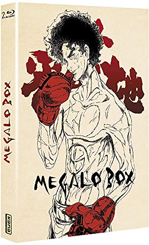 Megalo Box - Intégrale Edition Bluray