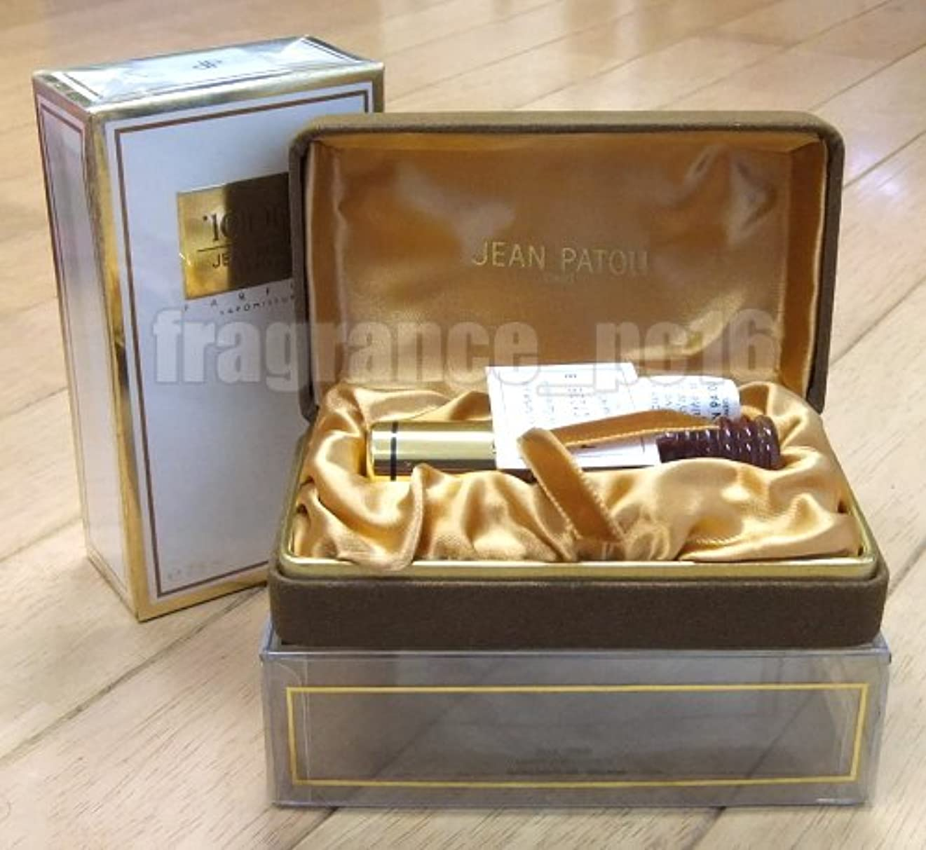 夕方入り口防腐剤JEAN PATOU ジャンパトゥ ミル 1000 パルファム 7.5ml スプレー (並行輸入) Parfum