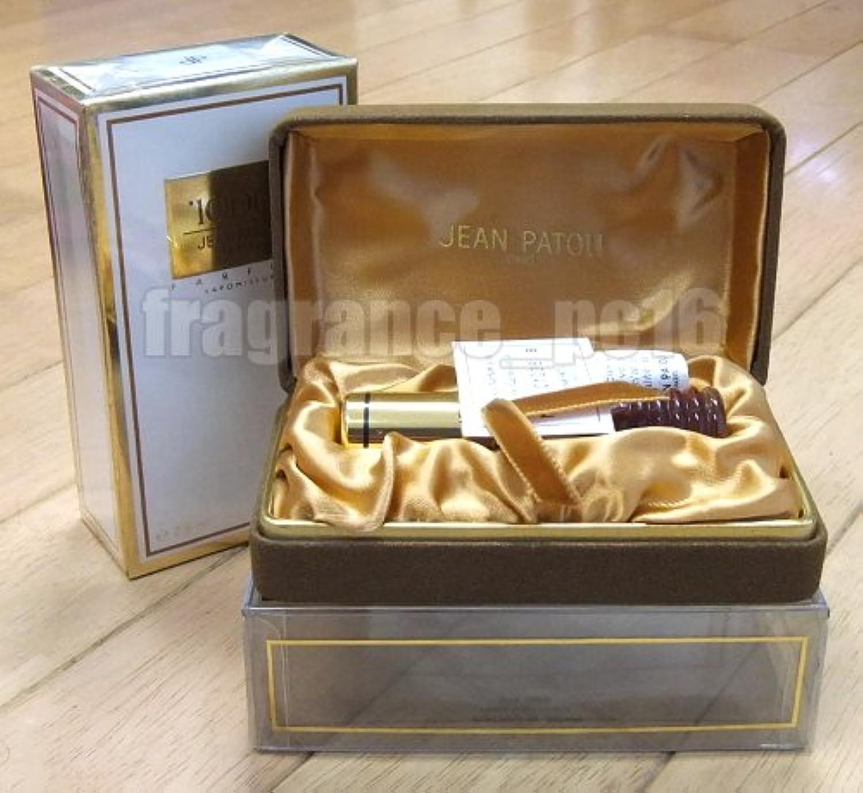 保護ムスタチオ溶岩JEAN PATOU ジャンパトゥ ミル 1000 パルファム 7.5ml スプレー (並行輸入) Parfum
