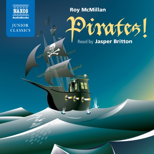 Pirates! audiobook cover art