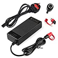 Vestigia® - Battery Charger Adapter For Xiaomi Mijia m365 & PRO - Universal UK Plug - Electric Scoot...