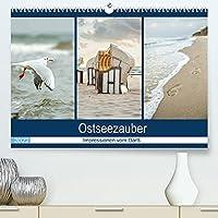 Ostseezauber (Premium, hochwertiger DIN A2 Wandkalender 2022, Kunstdruck in Hochglanz): Eine zauberhafte Bilderreise von der Ostsee/Darss. (Monatskalender, 14 Seiten )
