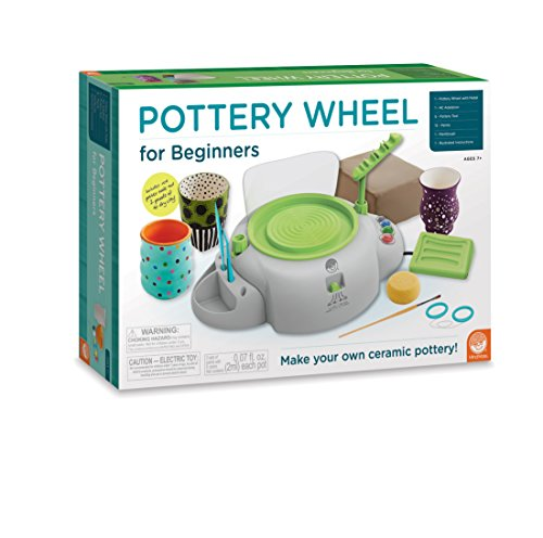Product Image of the Pottery Wheel For Beginners