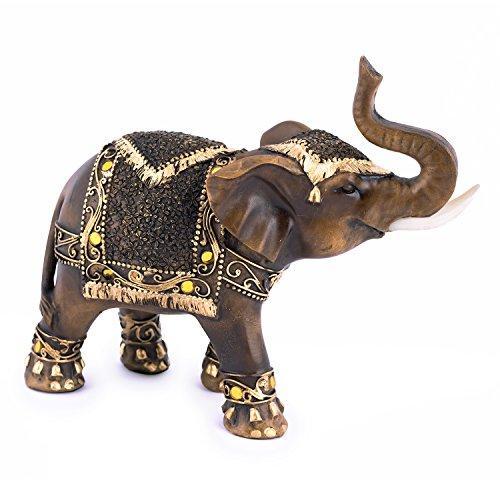 Pajoma Statue éléphant tishya, Petit