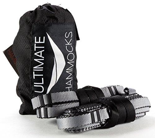 Ultimate Hammocks Straps with Nano Weave Technology Tree Straps Ultralight 800 Tensile