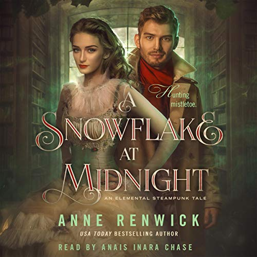 Couverture de A Snowflake at Midnight
