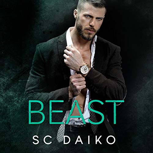 Beast: A Mafia Romance audiobook cover art