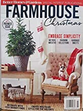 Better Homes and Gardens Farmhouse Christmas 2018 MAGAZINE