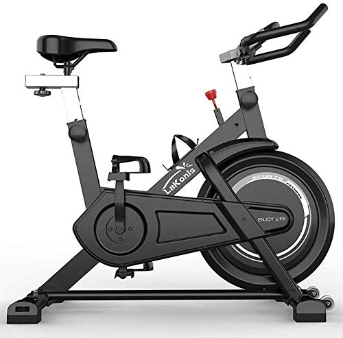 KEKEYANG Cycling Bicicleta estática, Cubierta Bici Ultra silencioso de Bicicleta de Ejercicios Inicio de Bicicletas Equipo de la Aptitud, cómodo cojín de Asiento Bicicletas de Ejercicio