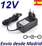 Cargador Corriente 12V Reemplazo Reproductor DVD AEG 400451 Recambio Replacement