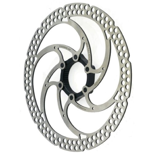 Formula Bremsscheibe Centerlock einteilig silber Durchmesser 180 mm 2017 Bremsscheiben