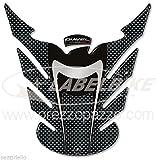 Protection Du Réservoir Adhésif 3D Résine Gel Carbone Compatible Moto Ducati Diavel