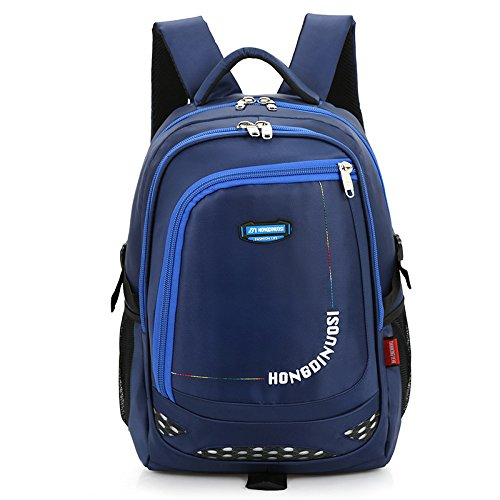 XIE@ Borsa all'aperto alpinismo College uomini e donne vento zaino borsa 14 pollici 15 portatile zaino , blue