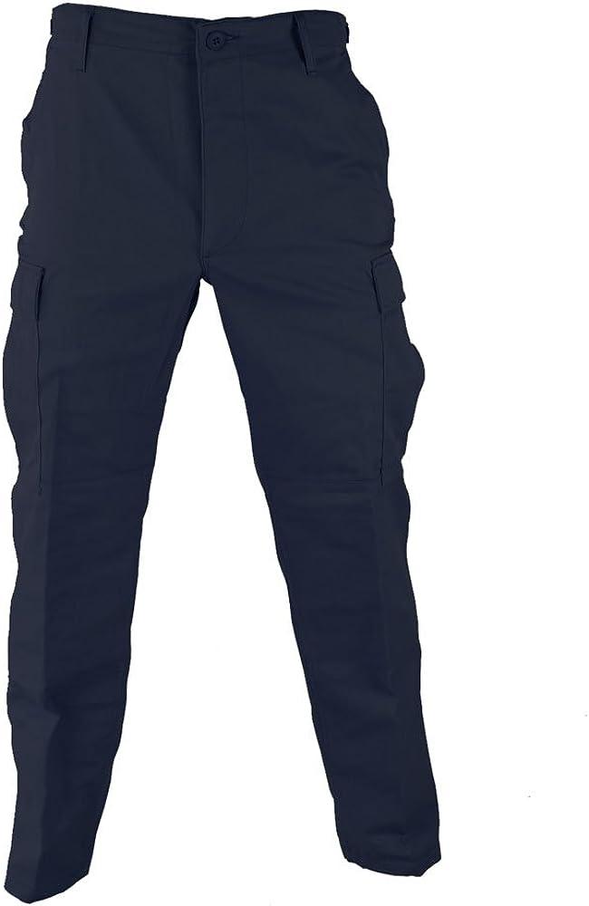 Propper Men's Uniform BDU Ranking TOP8 Trouser LAPD Portland Mall Po 60% 40% Cotton Navy