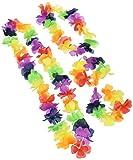 Hawaii-Blütenketten, Set, 4-teilig
