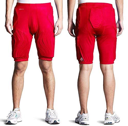 adidas Techfit Padded Short GFX Hose Sporthose Schutz Shorts Basketball Herren