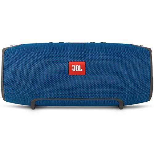 Jaybird 1 JBL Xtreme Portable Wireless Bluetooth Speaker (Blue), 18/8 roestvrij staal