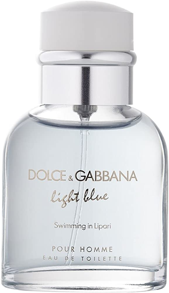 Dolce&gabbana light blue pour homme swimming in lipari eau de toilette 75 ml spray 0737052883571