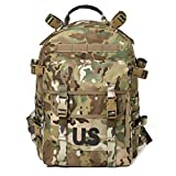 US Molle II Rifleman Military Surplus Assault Pack Army Tactical Backpack Multicam, Medium