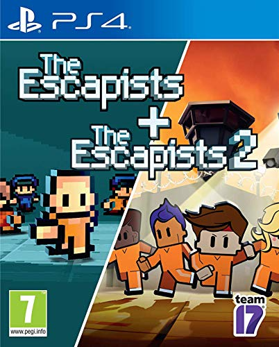 The Escapists + The Escapists 2 - PlayStation 4 [Edizione: Regno Unito]