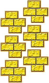 Yellow Brick Road Walkway Standup Photo Booth Prop Background Backdrop Party Decoration Decor Scene Setter Cardboard Cutout