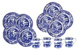 Spode Blue Italian 12-Piece Set