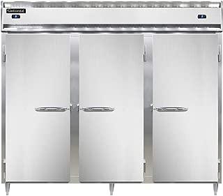 Continental Designer Fridge-Freezer Three-Section DL3RRFE-SA