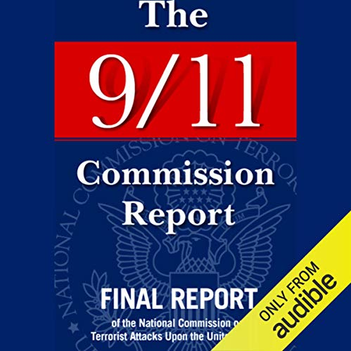 The 9/11 Commission Report audiobook cover art