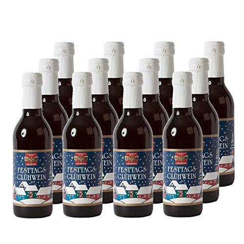 Glühwein aus Württemberg 12er Vorteilspaket 0,25 l - kleine Flasche (12x 0.25 l)