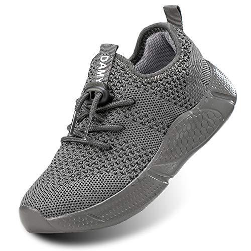Zapatillas Niños Niñas Deportivas Running Tenis Casual Trekking Calzado Transpirable Zapatos de...